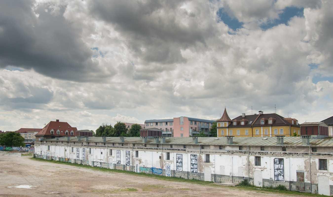 Deadline im Viehhof - Das Urban Art Festival Munich