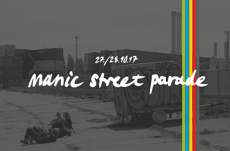 Manic Street Parade - Viehhof-Foto